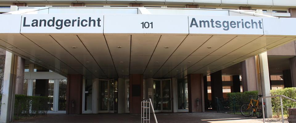Landgericht Köln Startseite